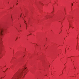 Neon Red Decorative Color Chip Flakes Item # PA8000