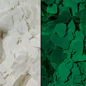 Glow-In-The-Dark Chips / Green