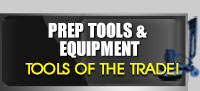 Epoxy Flooring Prep Tools & Equipment