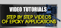 Epoxy Flooring Video Tutorials
