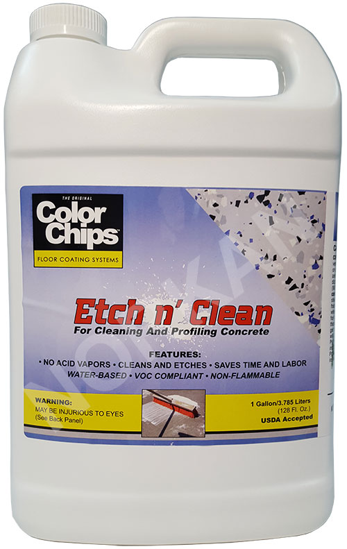 Etch n' Clean / 1 Gallon